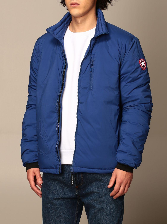 Куртка Canada Goose: Куртка Мужское Canada Goose синий 3