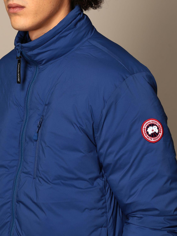 Куртка Canada Goose: Куртка Мужское Canada Goose синий 4