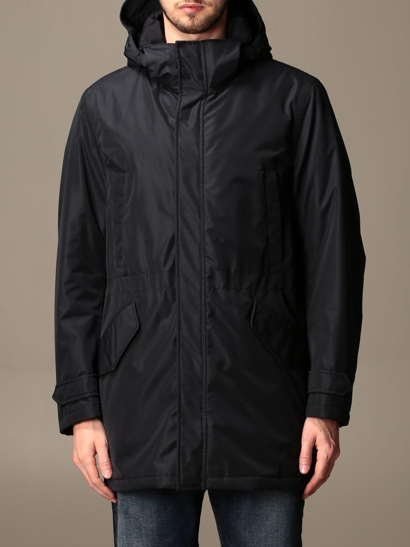 Jacket Aspesi: Coat men Aspesi navy 1