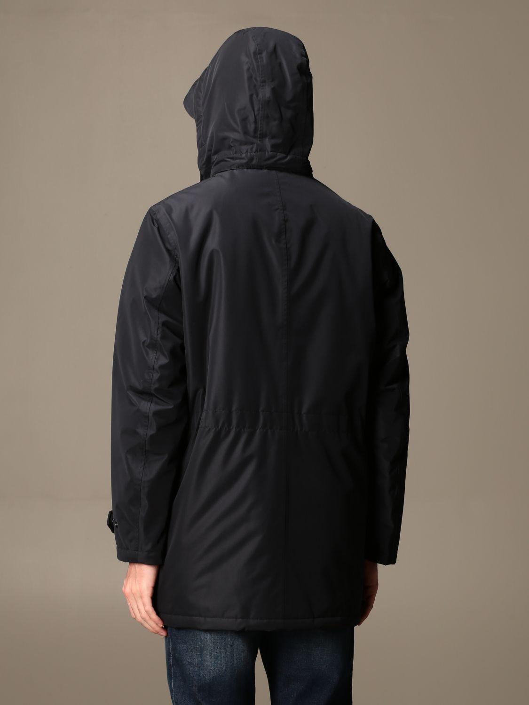 Jacket Aspesi: Coat men Aspesi navy 3