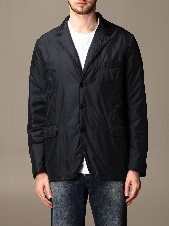 Jacket Aspesi: Jacket men Aspesi navy 1