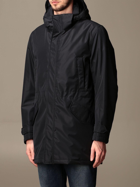 Jacket Aspesi: Jacket men Aspesi navy 4