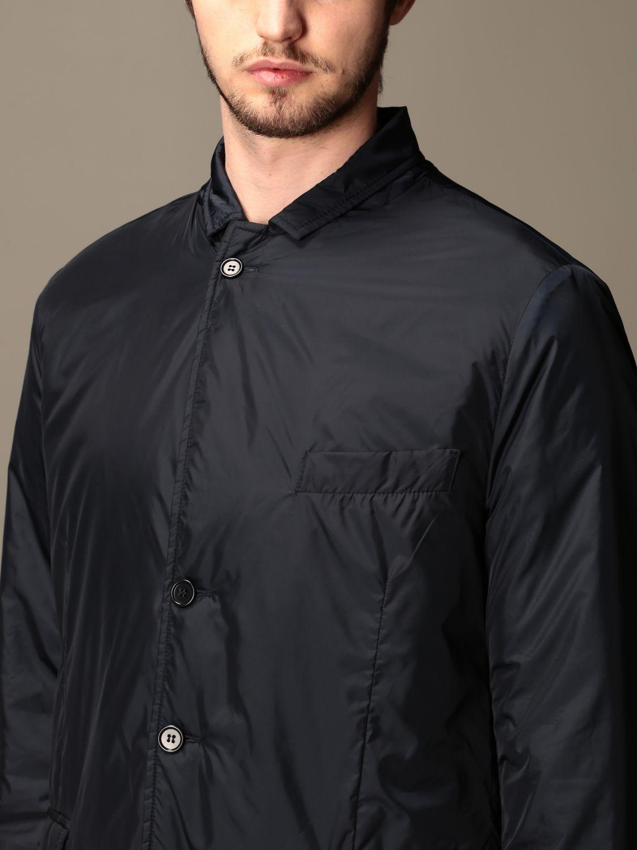 Jacket Aspesi: Jacket men Aspesi navy 5