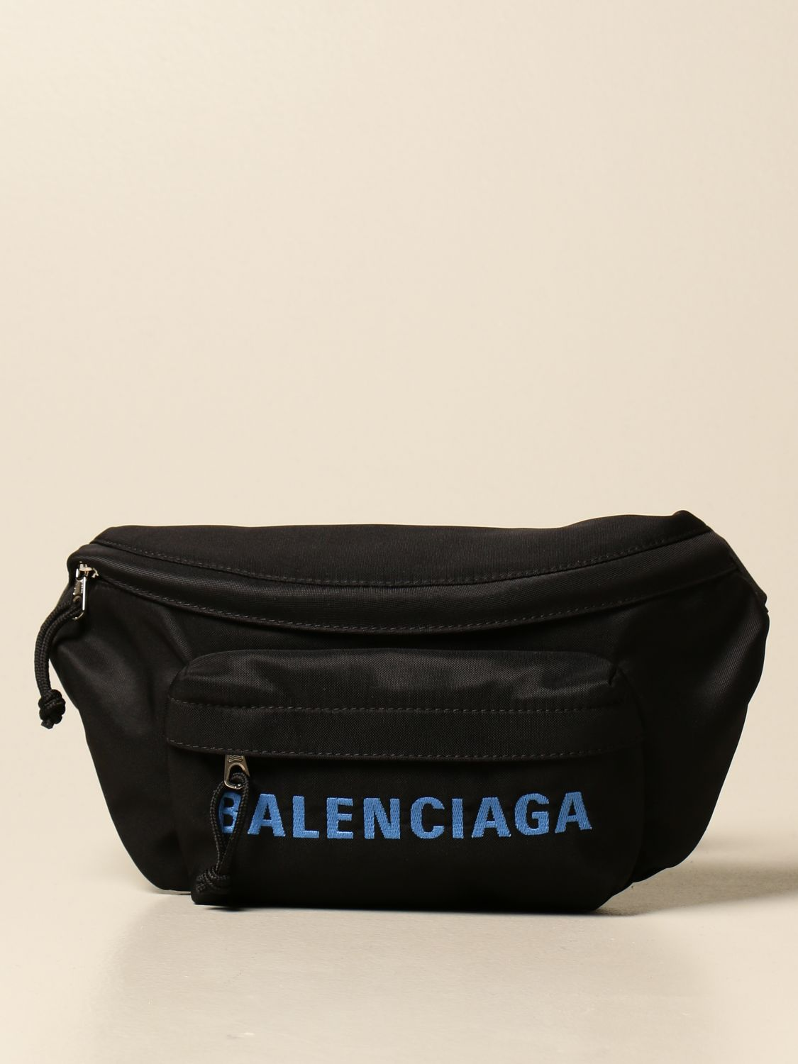 Belt bag Balenciaga: Belt bag men Balenciaga black 1