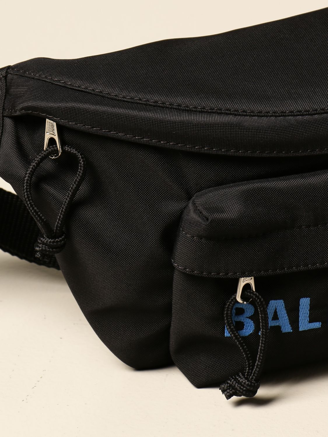 Belt bag Balenciaga: Belt bag men Balenciaga black 4