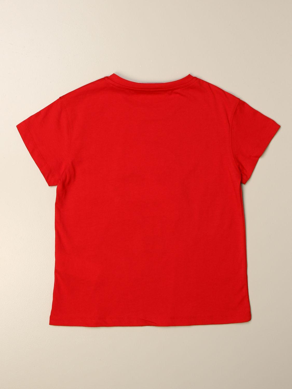 Camisetas Chiara Ferragni: Camisetas niños Chiara Ferragni rojo 2