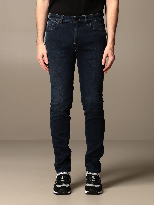 Jeans Hogan: Pantalón hombre Hogan azul oscuro 1
