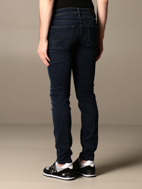 Jeans Hogan: Pantalón hombre Hogan azul oscuro 2
