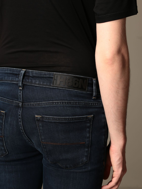Jeans Hogan: Pantalón hombre Hogan azul oscuro 3