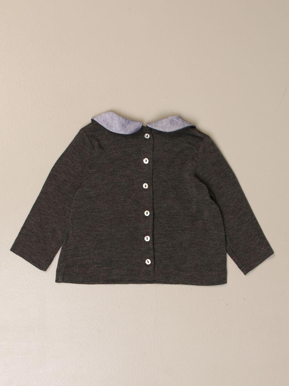 Camiseta Caffe' D'orzo: Camisetas niños Caffe' D'orzo gris 2