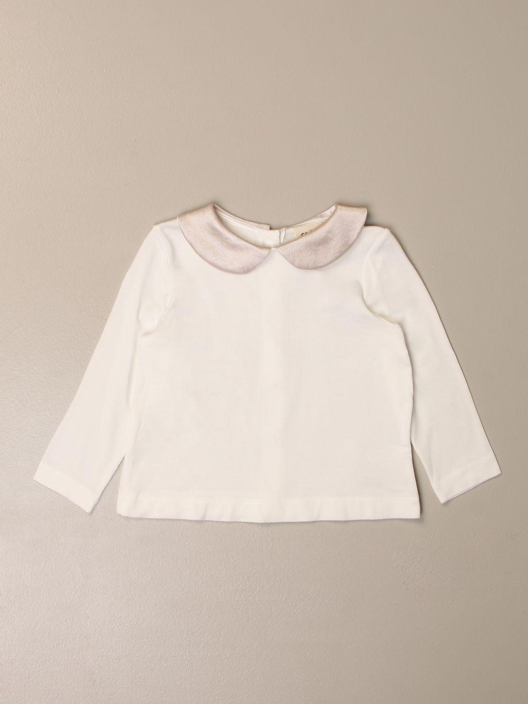 Camiseta Caffe' D'orzo: Camisetas niños Caffe' D'orzo leche 1
