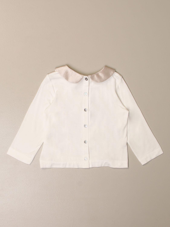 Camiseta Caffe' D'orzo: Camisetas niños Caffe' D'orzo leche 2