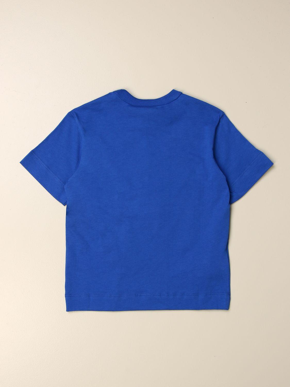 T-Shirt Marni: T-shirt kinder Marni blau 2