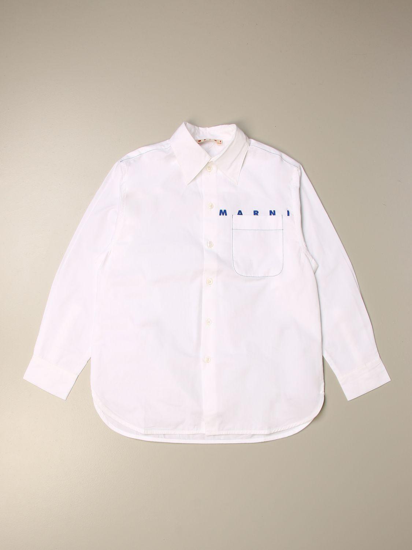 Shirt Marni: Shirt kids Marni white 1