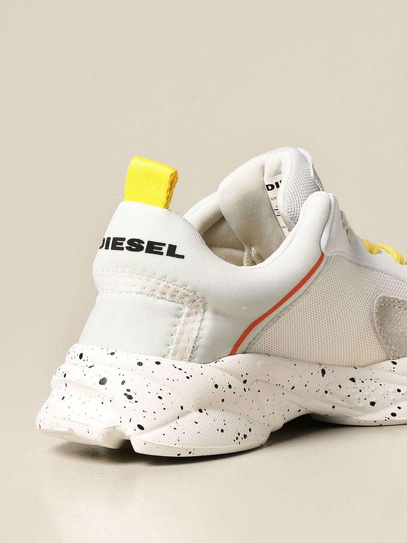 Zapatos Diesel: Zapatos niños Diesel blanco 3