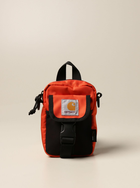 Sacoche Carhartt: Sacoche homme Carhartt orange 1