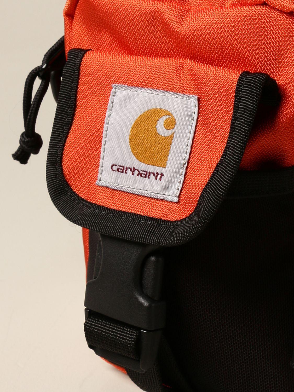 Sacoche Carhartt: Sacoche homme Carhartt orange 3