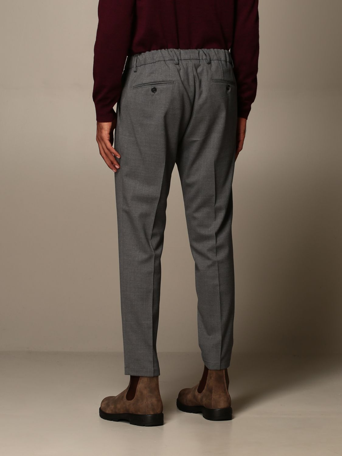 Trousers Be Able: Trousers men Be Able grey 2