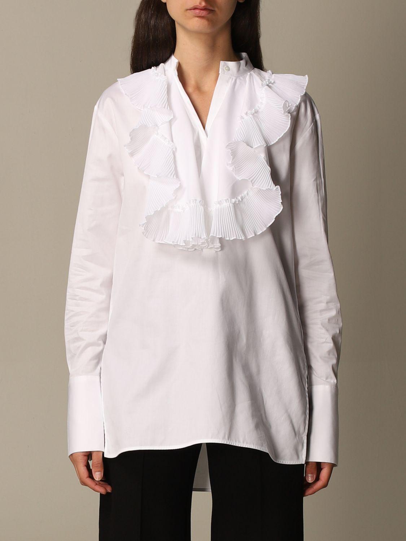 Chemise Victoria Victoria Beckham: Chemise femme Victoria Victoria Beckham blanc 1