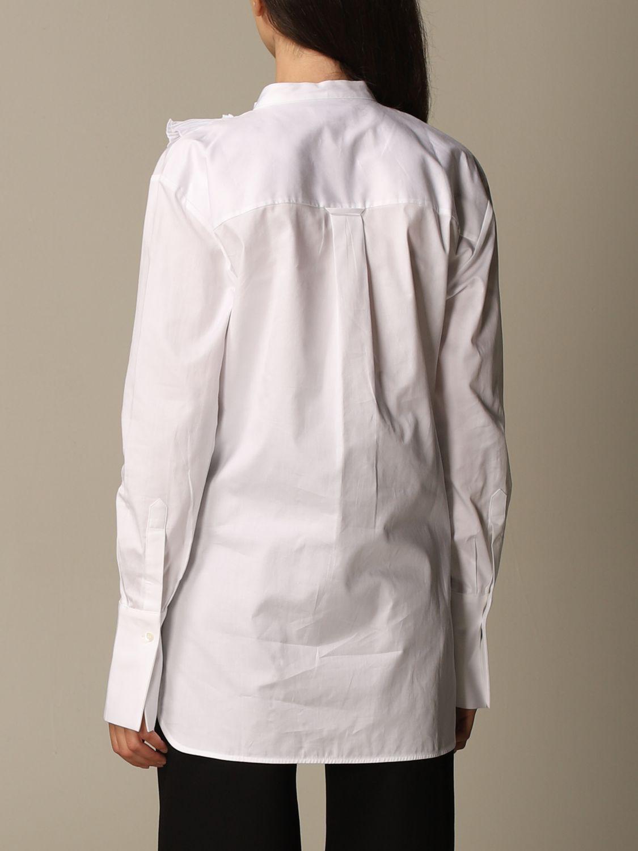 Chemise Victoria Victoria Beckham: Chemise femme Victoria Victoria Beckham blanc 3