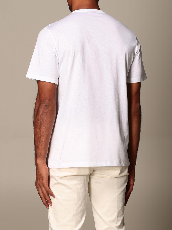 Camiseta Missoni: Camiseta hombre Missoni blanco 2