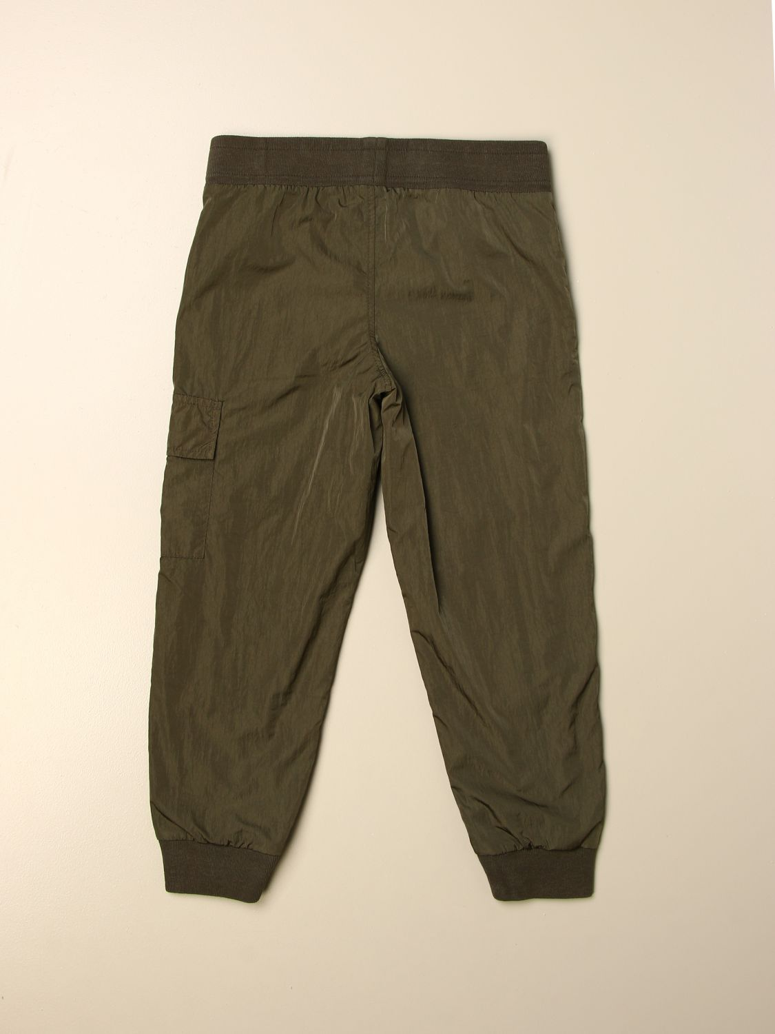 Trousers C.p. Company: Trousers kids C.p. Company green 2