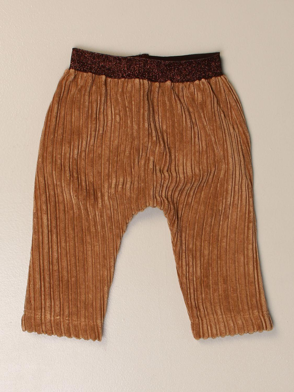 Pantalón Caffe' D'orzo: Pantalón niños Caffe' D'orzo marrón 1