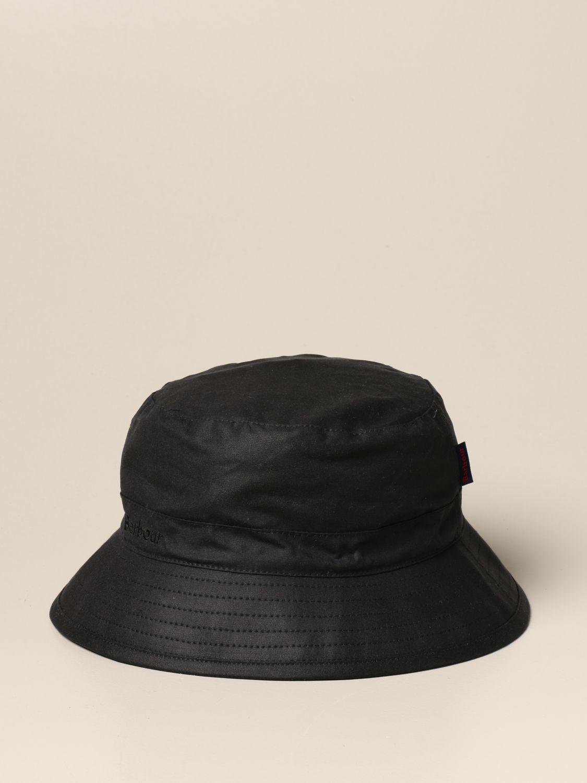 Hat Barbour: Barbour bucket hat blue 1