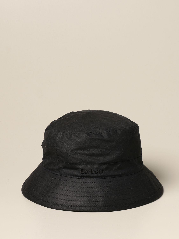 Hat Barbour: Barbour bucket hat blue 2
