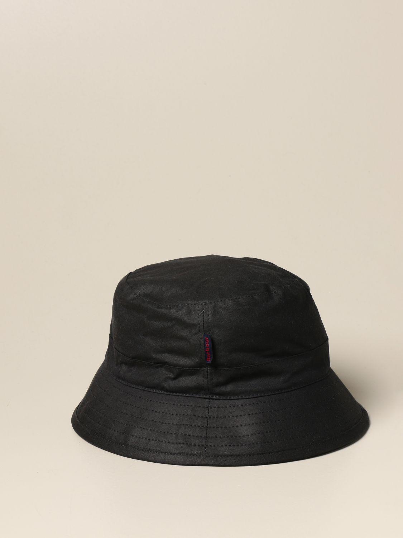 Hat Barbour: Barbour bucket hat blue 3