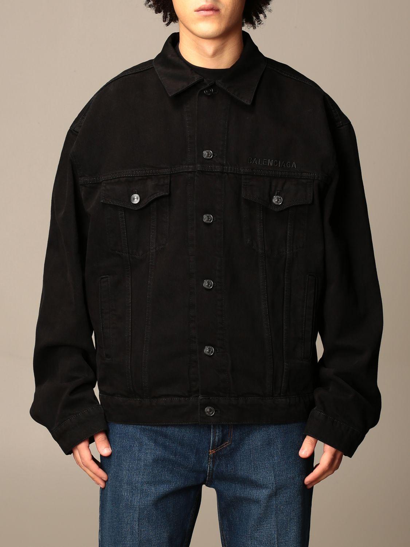 Jacket Balenciaga: Jacket men Balenciaga black 1
