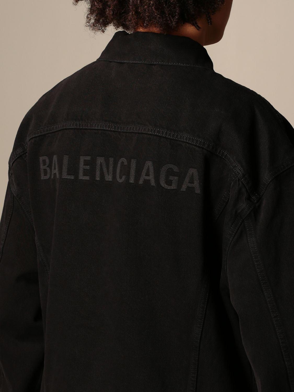 Jacket Balenciaga: Jacket men Balenciaga black 5