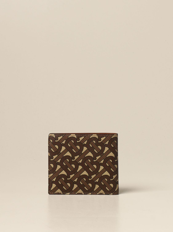Кошелёк Burberry: Кошелёк Мужское Burberry коричневый 3
