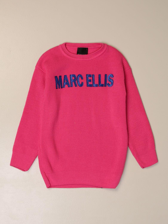 Свитер Marc Ellis: Свитер Детское Marc Ellis фуксия 1
