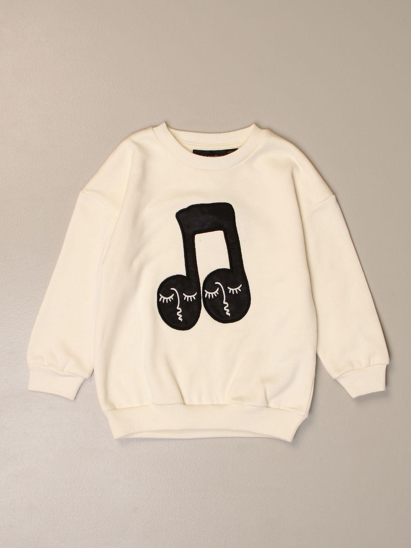 Sweater Mini Rodini: Sweater kids Mini Rodini yellow cream 1