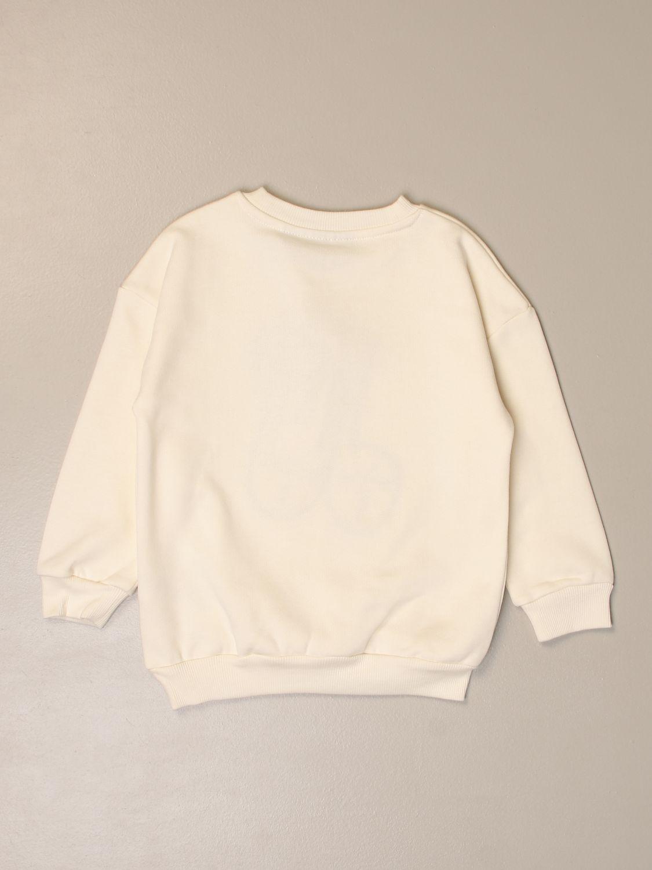Sweater Mini Rodini: Sweater kids Mini Rodini yellow cream 2
