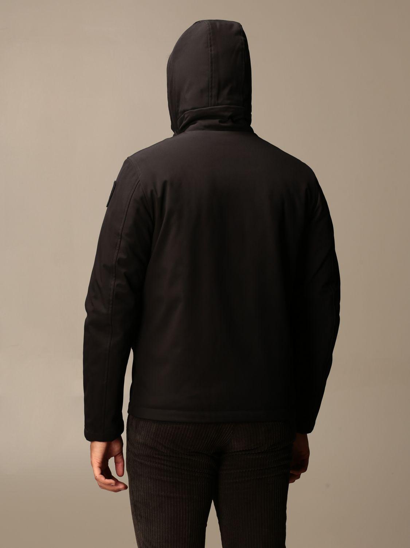 Veste Blauer: Veste homme Blauer noir 2