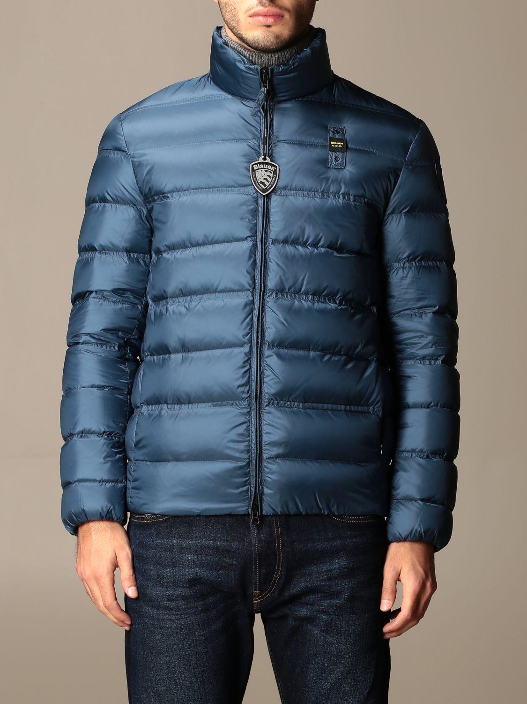 Jacket Blauer: Jacket men Blauer grey 1