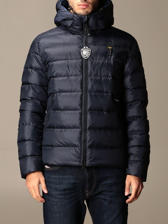 Jacket Blauer: Jacket men Blauer blue 1