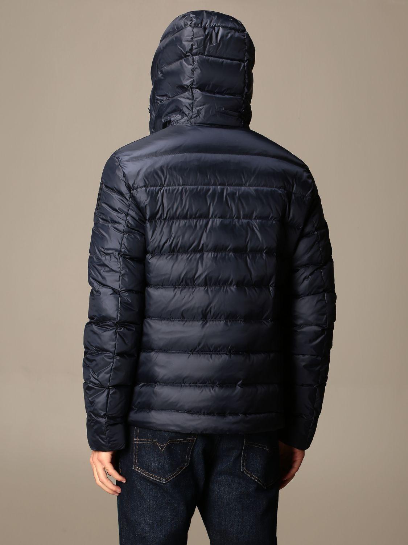 Jacket Blauer: Jacket men Blauer blue 2