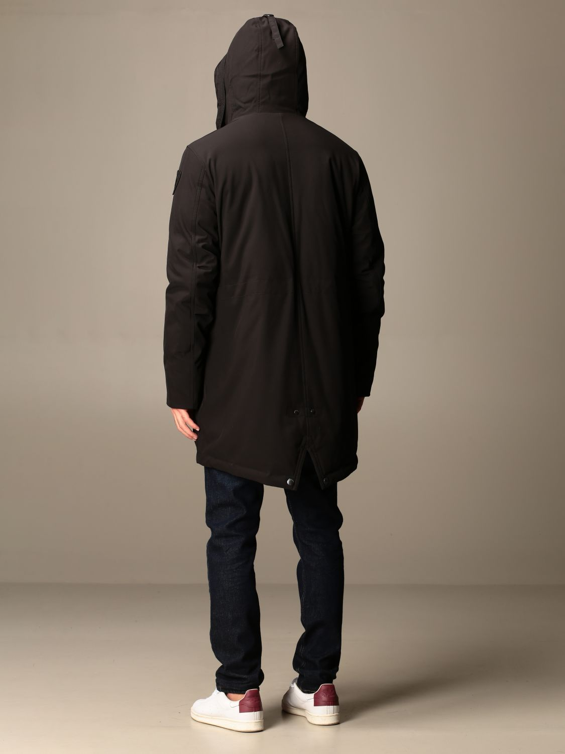 Jacket Blauer: Coat men Blauer black 2