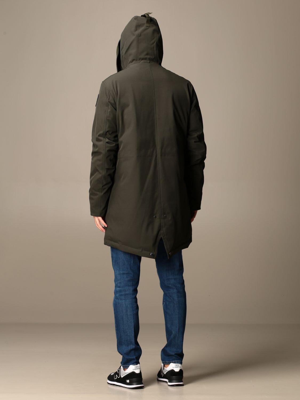 Куртка Blauer: Пальто Мужское Blauer зеленый 2