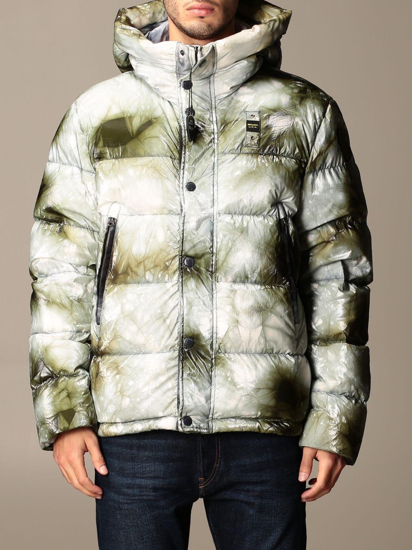 Jacket Blauer: Jacket men Blauer green 1