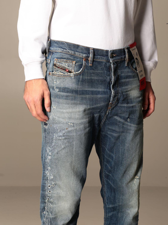 Jeans Hombre Diesel Jeans Diesel Hombre Denim Jeans Diesel 00sspz 009kg Giglio Es
