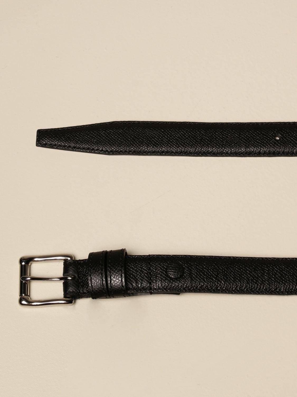 Belt Ami Alexandre Mattiussi: Belt men Ami Alexandre Mattiussi black 2