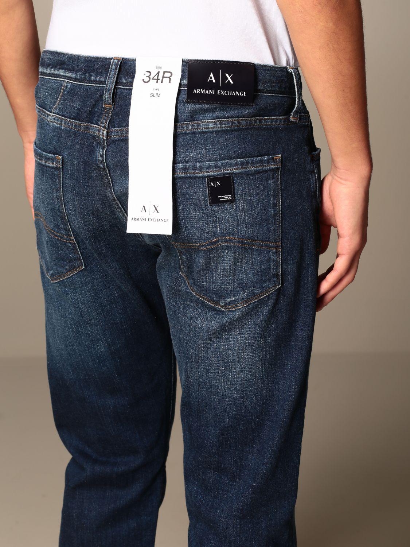 Jeans Armani Exchange: Jeans men Armani Exchange denim 3
