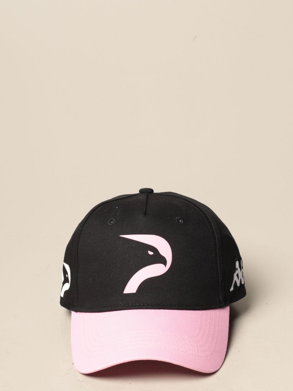 Cappello bambino Palermo: Cappello bambino kappa aritrat da baseball palermo in cotone nero 2