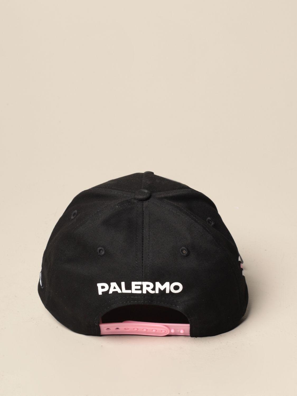 Cappello bambino Palermo: Cappello bambino kappa aritrat da baseball palermo in cotone nero 3