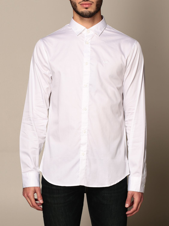 Shirt Armani Exchange: Shirt men Armani Exchange white 1