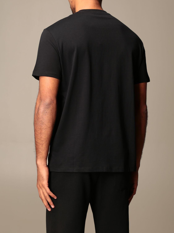 T-shirt Armani Exchange: T-shirt men Armani Exchange black 2